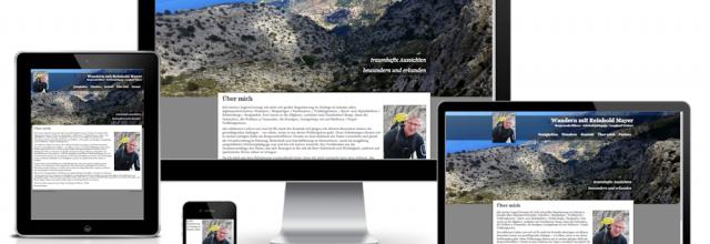 Quergang - Webseite (WordPress)